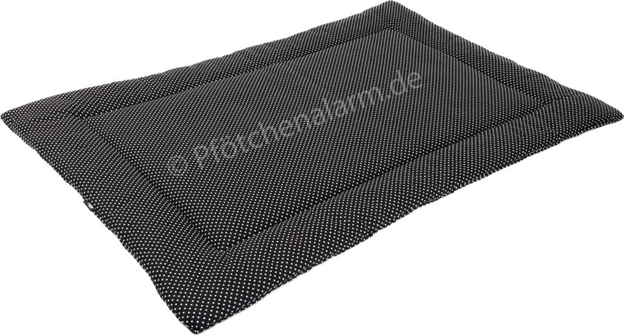 Decke-Punkte-Schwarz-Weiß