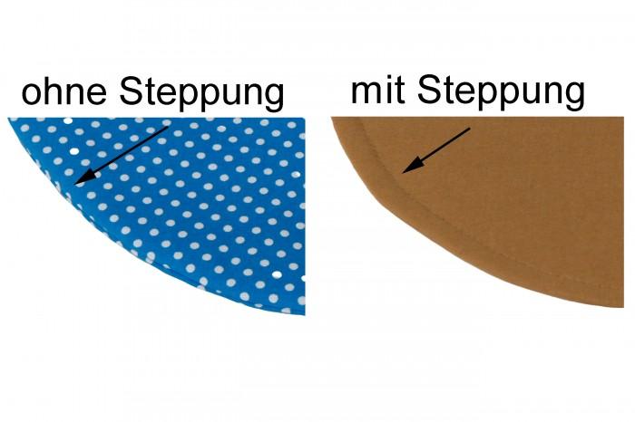 Steppung