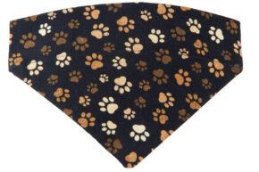 Halsbandtuch-Pfötchen-beige