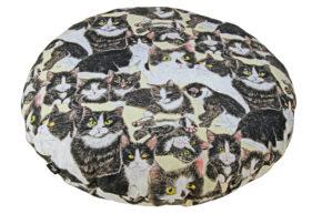 Kissen-Katzen