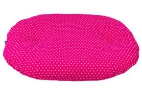 Hundekissen-Sterne-pink-basic I